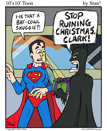 Have A Super Holiday!